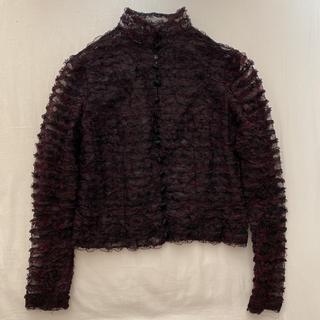 Lochie - vintage lace tops