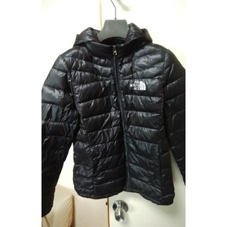 THE NORTH FACE - THE NORTH FACE WOMENS HOODED DOWN JACKET