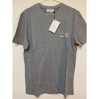 MAISON KITSUNE' - 【新品未使用】メゾンキツネ Tシャツ(Lサイズ)