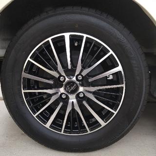 15インチ2018年製タイヤホイール4本セット