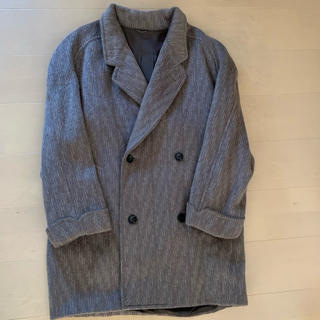 christian dior monsieur ディオール wool coat