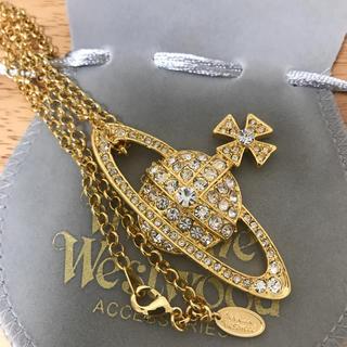 ヴィヴィアンウエストウッド(Vivienne Westwood)のネックレス ゴールド(ネックレス)