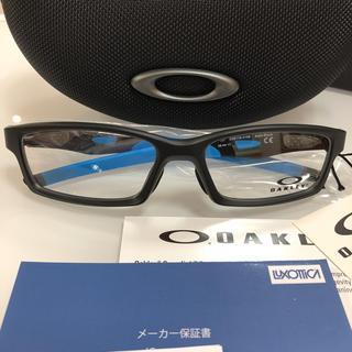 Oakley - オークリー クロスリンク 8118-0156 0118-01 メガネ 眼鏡