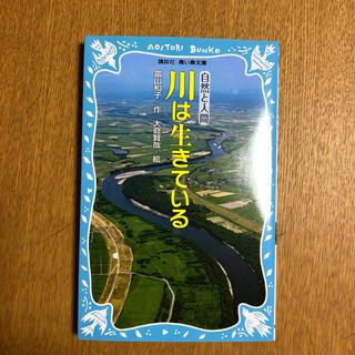 コウダンシャ(講談社)の川は生きている 自然と人間 新装版(絵本/児童書)
