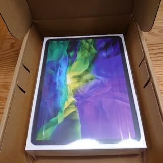 Apple - iPad Pro 2020年モデル 11インチ 128GB シルバー