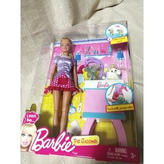 バービー(Barbie)のbarbie  バービー 素敵フェイス 未開封(ぬいぐるみ/人形)
