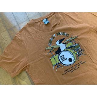 CHUMS - [チャムス]ドラム Tシャツ