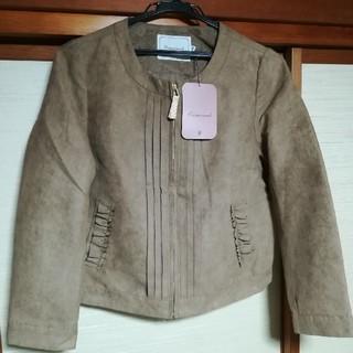 クチュールブローチ(Couture Brooch)のCouturebroochクチュールブローチジャケット新品タグ付き(ノーカラージャケット)