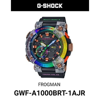 CASIO - CASIO G-SHOCK FROGMAN GWF-A1000BRT-1AJR