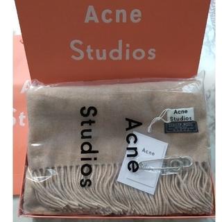 ACNE - 【旧タグ】Acne studiosアクネストゥディオス マフラー ストール