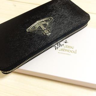 ヴィヴィアンウエストウッド(Vivienne Westwood)の☆新品、定価25000円☆ヴィヴィアン、ADVAN、ラウンドファスナー、長財布(財布)