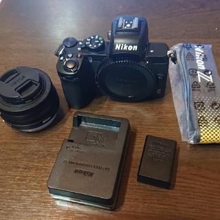 Nikon - ニコンz50 16-50 レンズセット