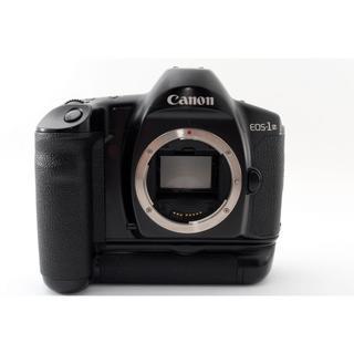 キヤノン(Canon)の美品♪☆フイルムカメラのプロ機です‼☆ CANON キャノン EOS-1N HS(フィルムカメラ)