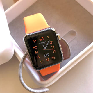 Hermes - 美品 Apple Watch Series 2 HERMES 38mm