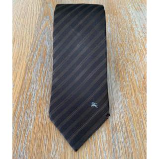 バーバリーブラックレーベル(BURBERRY BLACK LABEL)のBURBERRY BLACK LABEL ネクタイ 絹100%(ネクタイ)