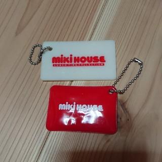ミキハウス(mikihouse)のMIKI HOUSE ミキハウス キーホルダー(キーホルダー)