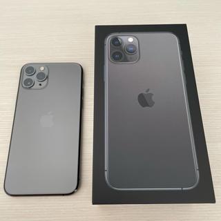 Apple - iPhone11pro 本体 256GB スペースグレイ SIMフリー