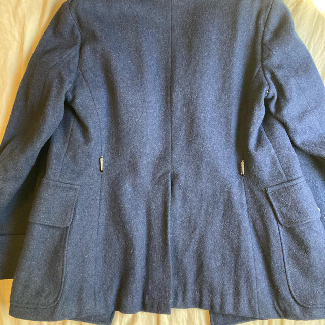 Paul Harnden(ポールハーデン)の10s〜20s FRENCH ANTIQUE WOOL FIREMAN JKT メンズのジャケット/アウター(ブルゾン)の商品写真
