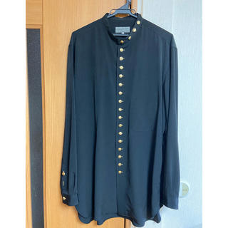 Yohji Yamamoto - 金ボタンシャツ