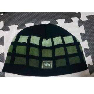 ステューシー(STUSSY)のStussy ニット帽 (ニット帽/ビーニー)