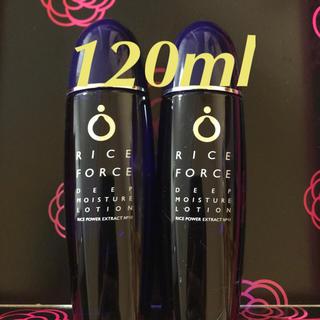 ライスフォース - ライス ディープモイスチュアローション 化粧水