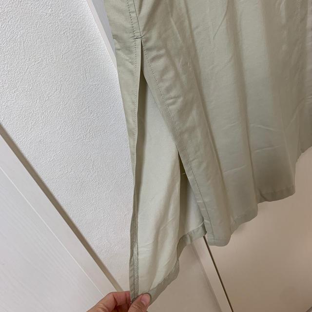 JEANASIS(ジーナシス)のジーナシス シャツワンピース レディースのワンピース(ロングワンピース/マキシワンピース)の商品写真