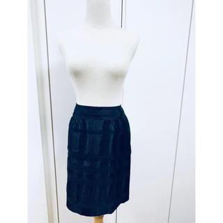 バーバリーブラックレーベル(BURBERRY BLACK LABEL)のバーバリーロンドン スカート(ひざ丈スカート)
