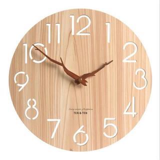 壁掛け時計 北欧 静音 おしゃれ 掛け時計 シンプル 自宅、寝室、部屋飾(掛時計/柱時計)