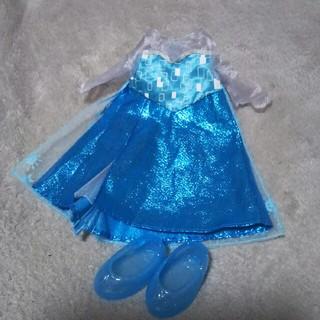 BANDAI - レミン&ソラン エルサ ドレスと靴