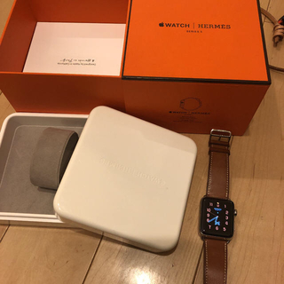 Hermes - HERMES Apple Watch SERIES 3 42mm