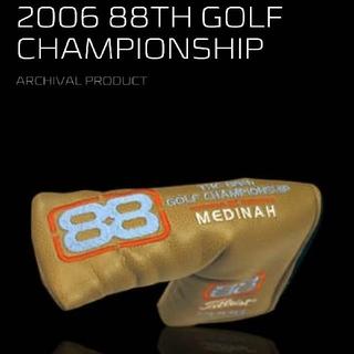 スコッティキャメロン(Scotty Cameron)の新品 スコッティキャメロン 2006 第88回全米プロ記念 パターカバー (その他)