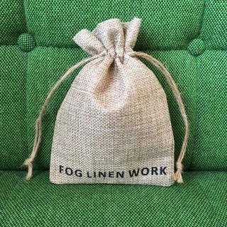 フォグリネンワーク(fog linen work)のフォグリネンワーク ★ リネン巾着(ボディバッグ/ウエストポーチ)