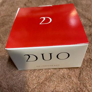 DUO(デュオ) ザ クレンジングバーム(90g) 赤