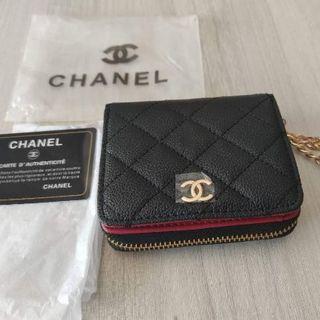 CHANEL - 新品 CHANEL シャネル コイン カードケース  ノベルティ  財布