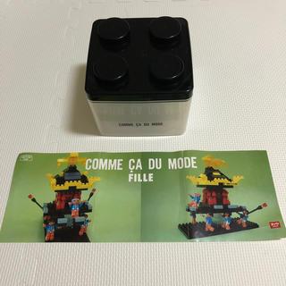 コムサデモード(COMME CA DU MODE)の超レア!ダイヤブロック(お祭り)(積み木/ブロック)