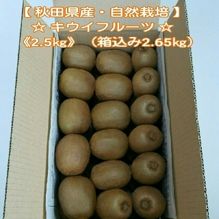 キウイフルーツ 自然栽培(フルーツ)