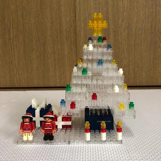 コムサデモード(COMME CA DU MODE)の超レア!ダイヤブロック(クリスマス)(積み木/ブロック)