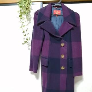 ヴィヴィアンウエストウッド(Vivienne Westwood)のヴィヴィアンウエストウッドのウールコート(ピーコート)