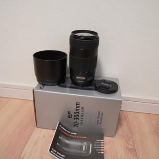 Canon - Canon EF70-300mm F4-5.6 IS II USM フード
