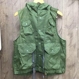 エンジニアードガーメンツ(Engineered Garments)のENGINEERES GARMENTS  20ss Field Vest(ベスト)