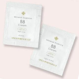 YA-MAN - オンリーミネラルエッセンス BBクリーム 美容液 サンプル 試供品 ライト