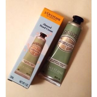 L'OCCITANE - 【新品・未使用】ロクシタン  ハンドクリーム  * アマンドシェイプスムース