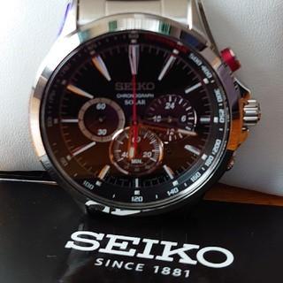 SEIKO - セイコーソーラー海外モデル100m防水