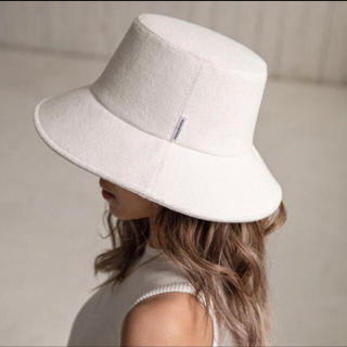 ALEXIA STAM - アリシアスタン Terry Cloth Bucket Hat
