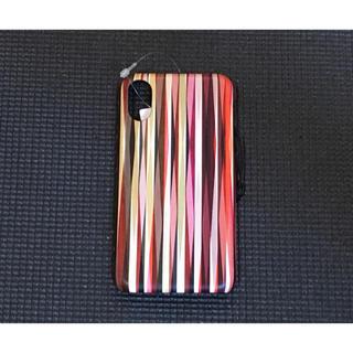 ポールスミス(Paul Smith)のPaul Smith ストライプ iphoneケース X/Xs 新品タグ付き(iPhoneケース)