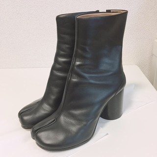 Maison Martin Margiela - 【極美品】Maison Margiela 足袋ブーツ タビ ブラック 黒