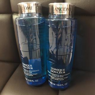 LANCOME - ランコム トニックドゥスール 化粧水 2本セット 400ml 新品