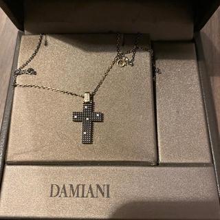 ダミアーニ(Damiani)のダミアーニ メトロポリタンドリームネックレス/ダイヤ5P/ブルニート加工(ネックレス)