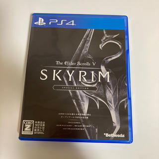 PlayStation4 - The Elder Scrolls V: Skyrim Special Edit