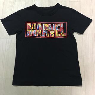 ベルメゾン - 【MARVEL】Tシャツ/スパイダーマン/黒/160cm